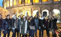 Visit of IWC of Sphinx to IW Italy 10 -17 /12/2019
