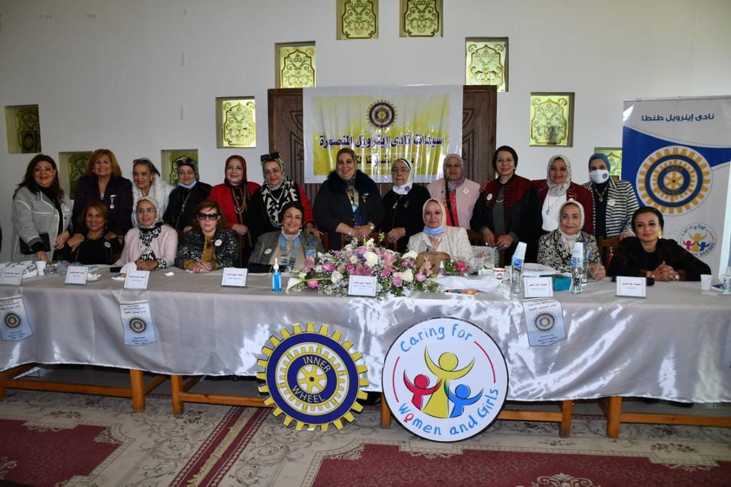 5-District committee & IWC of Al Mansoura