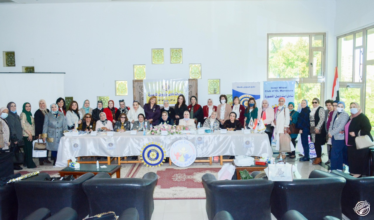 6-District committee & IWC of El Mansoura & IWC of Tanta