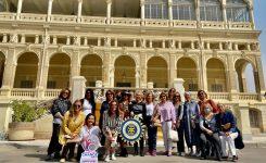 IWC of Zamalek Visiting the Qubbah Palace
