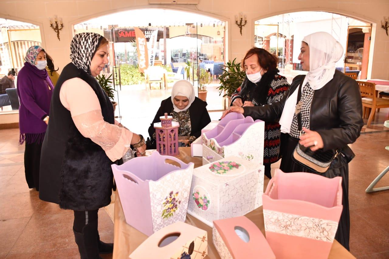 5- IWC of Al Minya Charity Bazaar