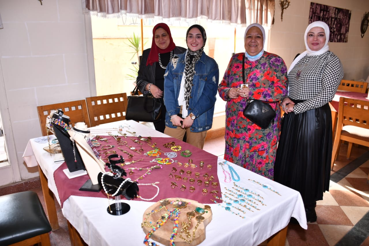 6-IWC of Al Minya Charity Bazaar