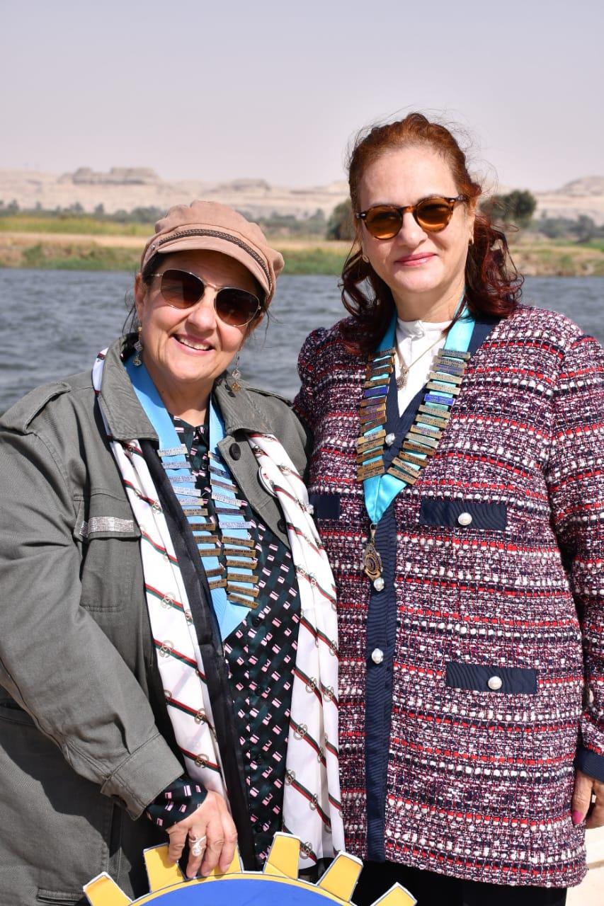 9-President of IWC of El Mansoura & El Minya