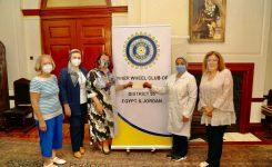 IWC of Zamalek Donation During the Holy month of Ramadan