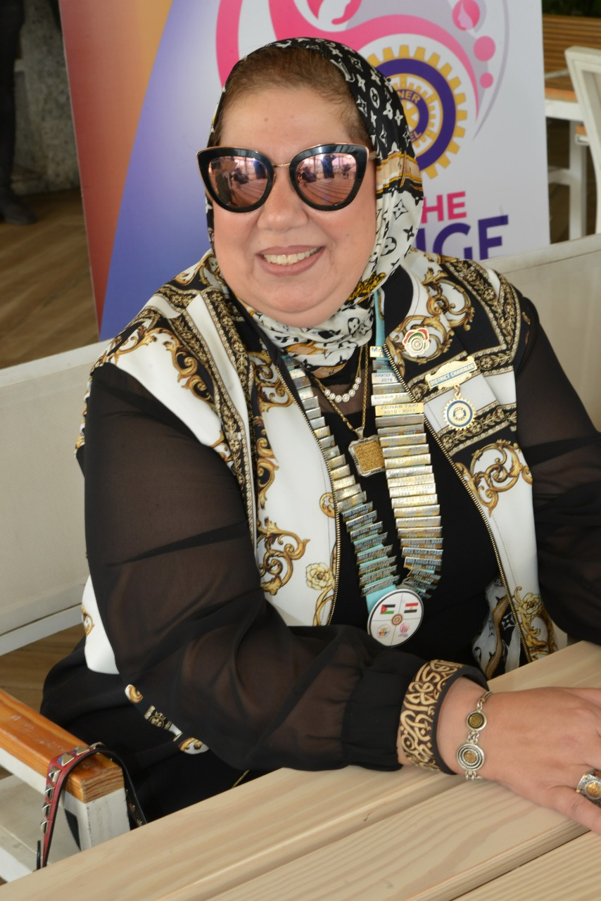 11-Mrs. Mona Aref D95 Egypt & Jordan,Chairman (2)