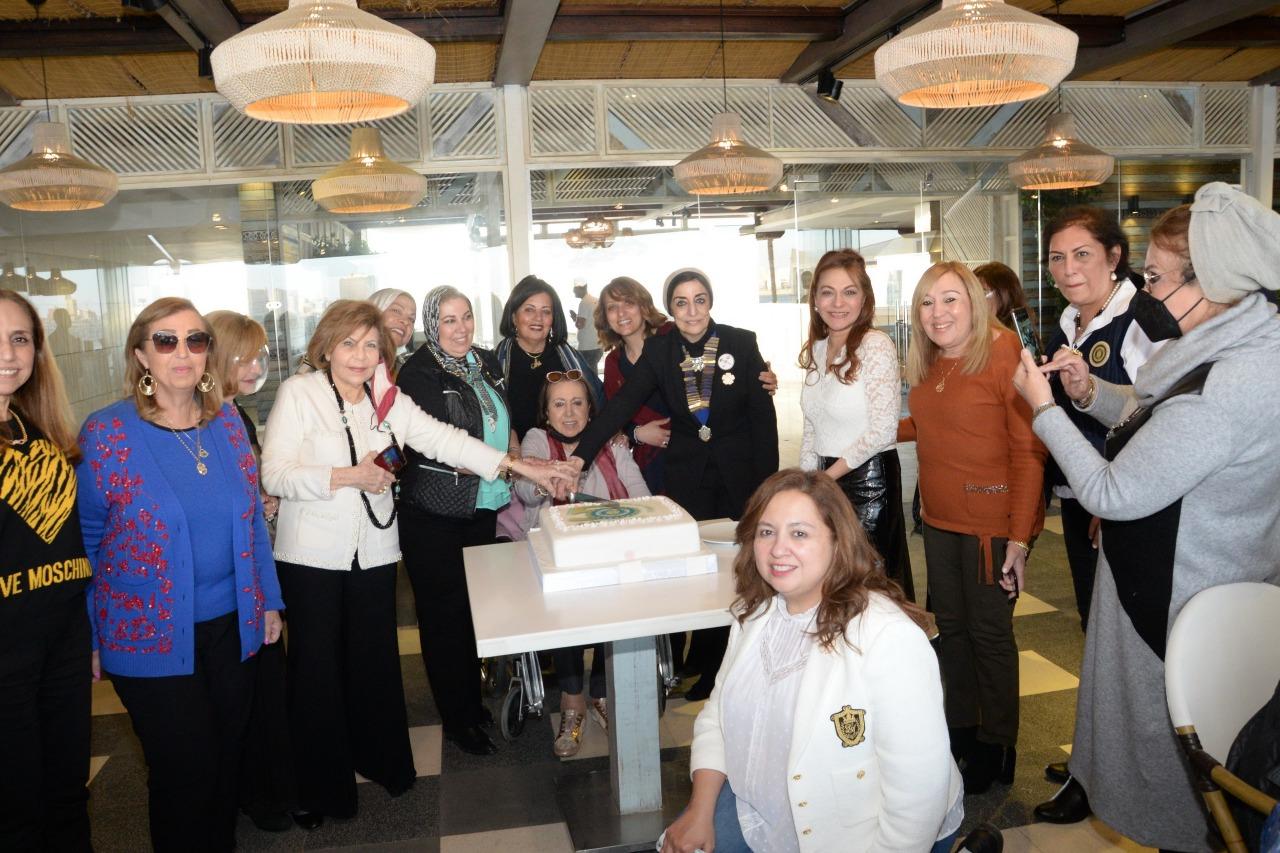 16-IWC of Alexandria celebrating the 50th anniversary