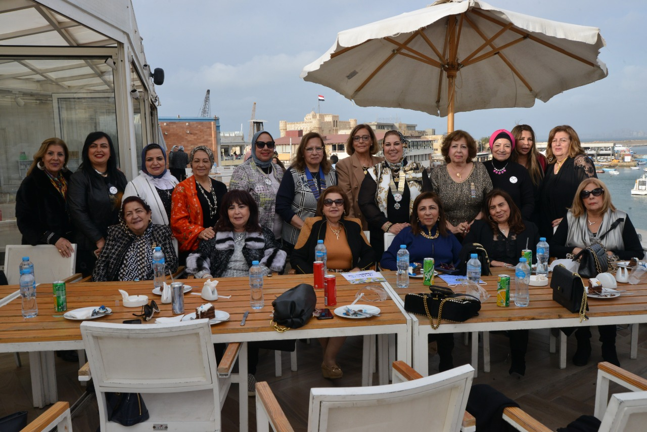 4-Members of IWC of Alexandria Mediterranean