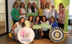 """IWC of Petra made a cash donation to """"Himmetna"""" Charity Organization"""