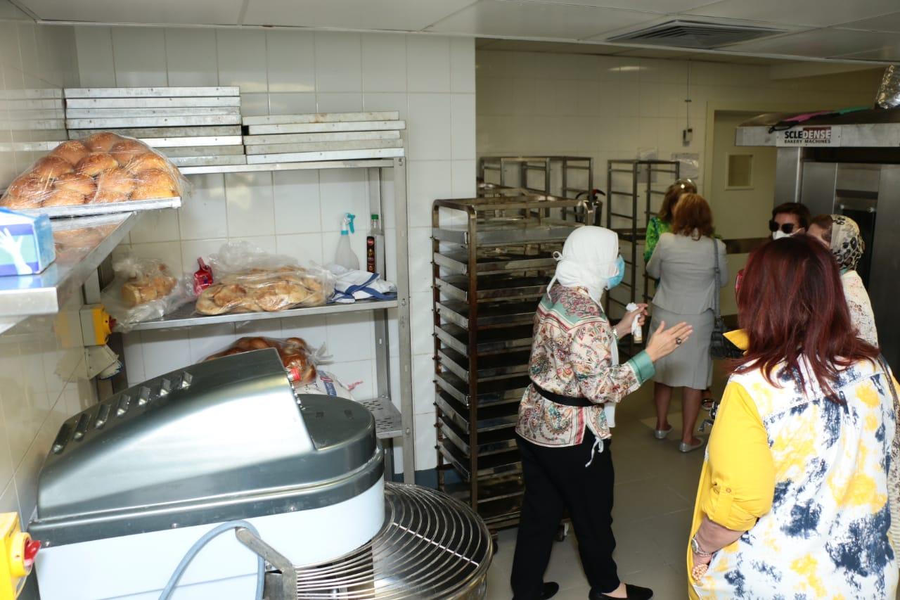 16-Kitchen at Al Nas Hospital