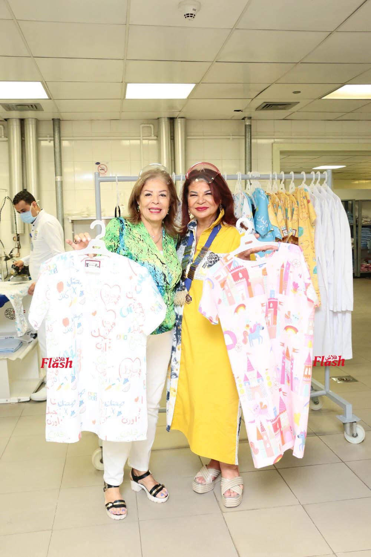 19-colourful nurse uniform dresses