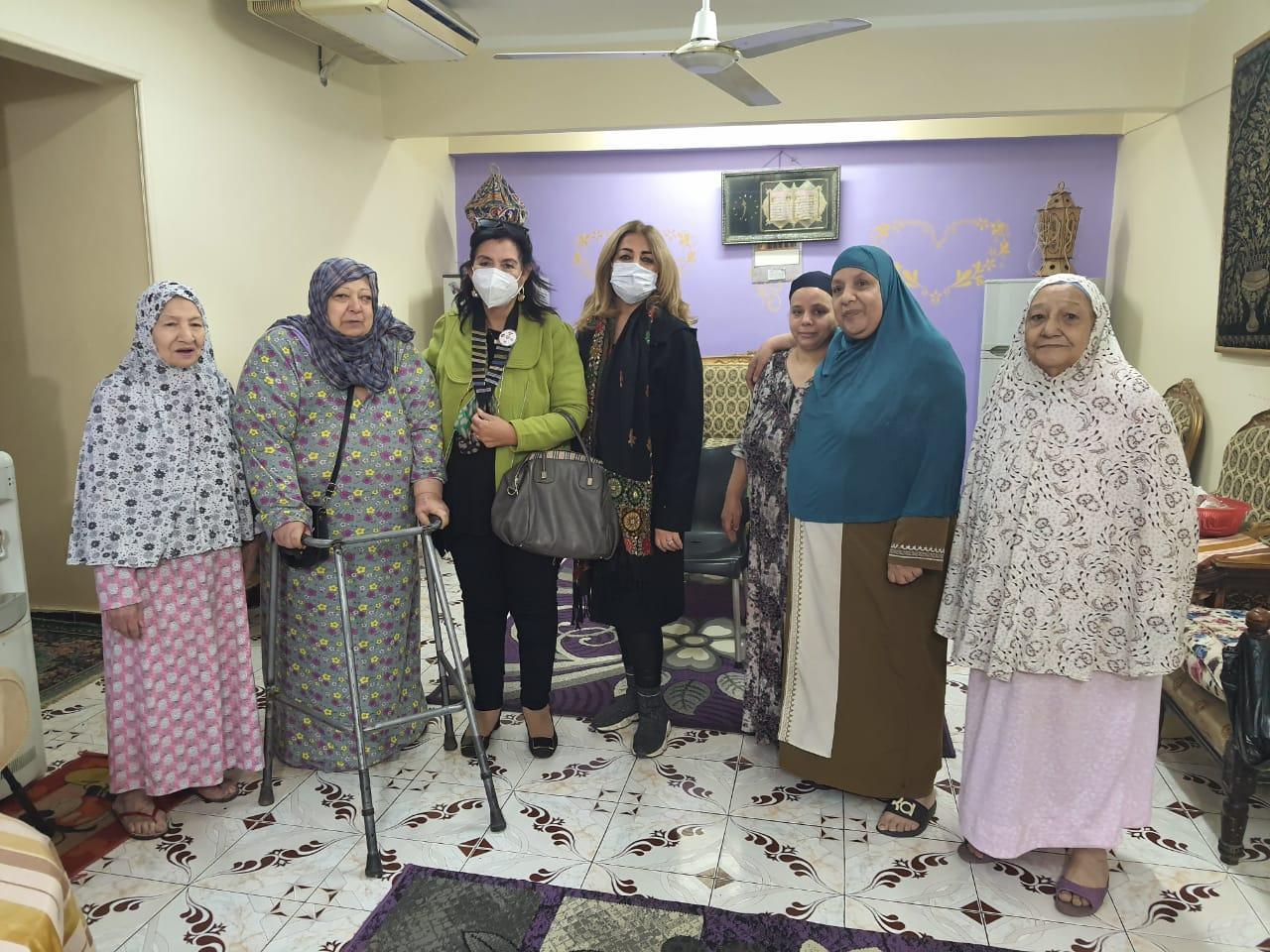 2- IWC of Garden City at Umm Hani Nursing Home