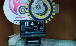 """IWC of Al Mansoura donating an Electrocardiogram """"Echo"""" to The Intrinsic Specialized Hospital in Al Mansoura"""