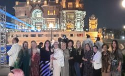 IWC of Giza Attended the Children's Choir of Egypt at the Baron Palace Garden