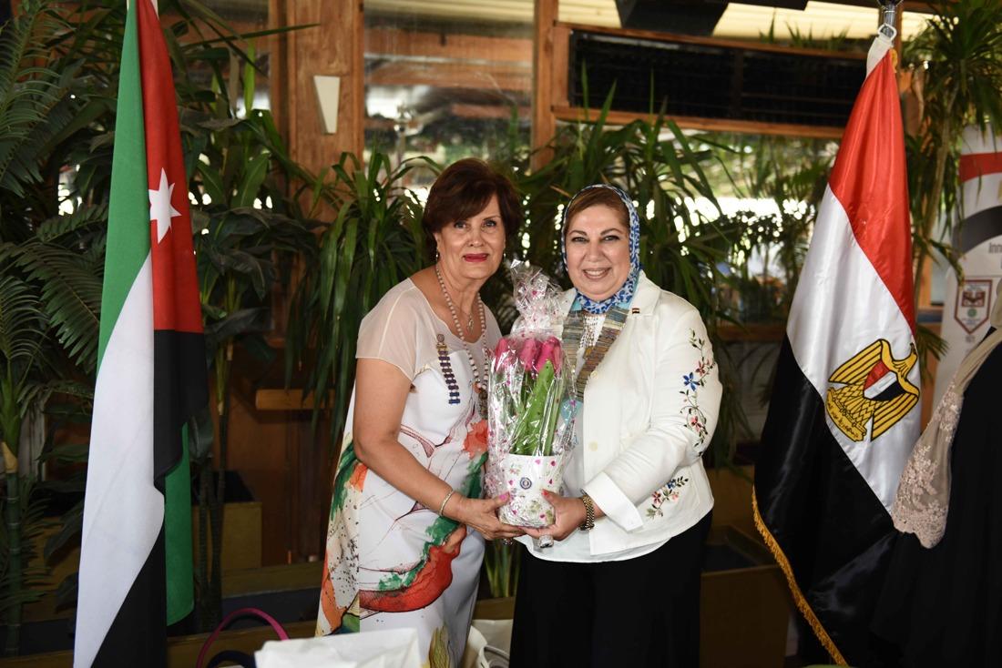 21- Mona Aref & Hala Nassoura El Banna