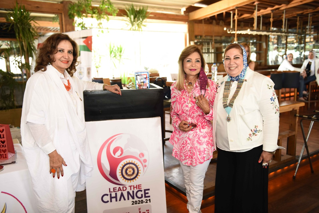 8-D.C. Mona Aref & Past NR & Past IIWmember