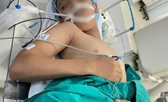 IWC of Giza paid the cost of Pediatric Heart Surgery at Abou El Rish Hospital