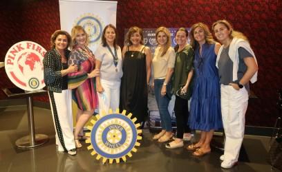 2- Members of IWC of Petra with Najwa Najjar, the director of the film