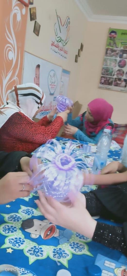 A teaching class of Helwan Area 1